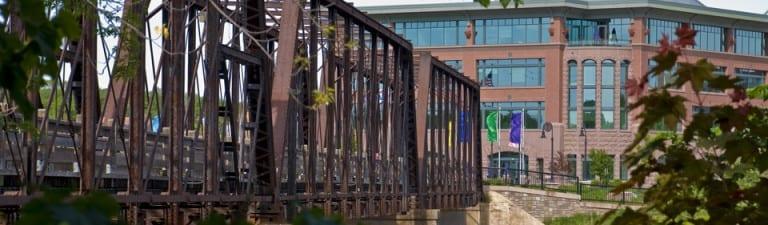 The Phoenix Park Bridge